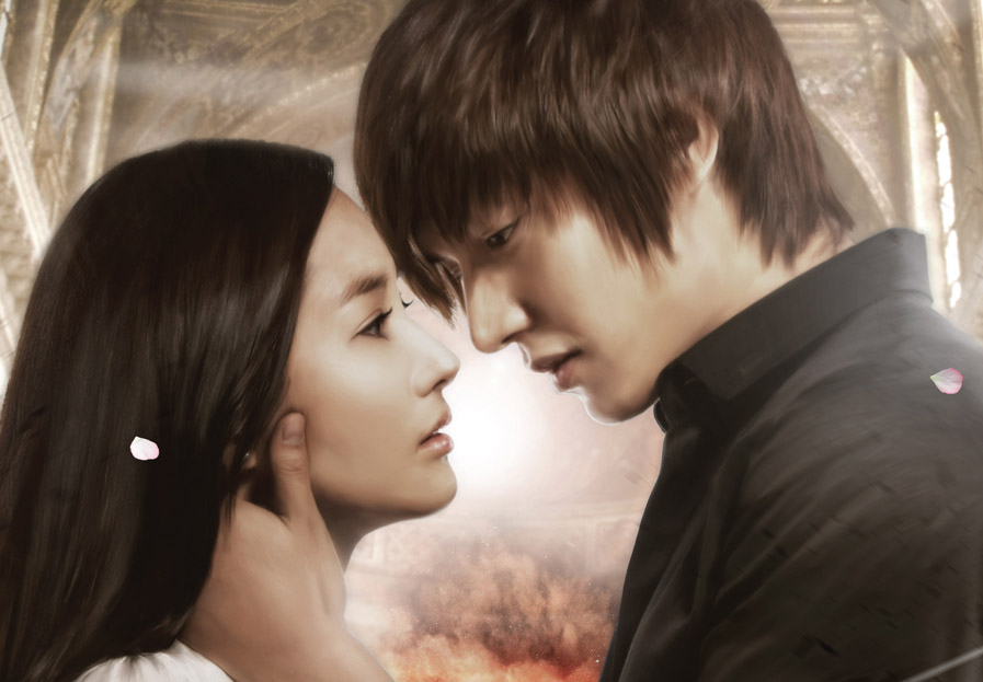 Lee min ho dating history