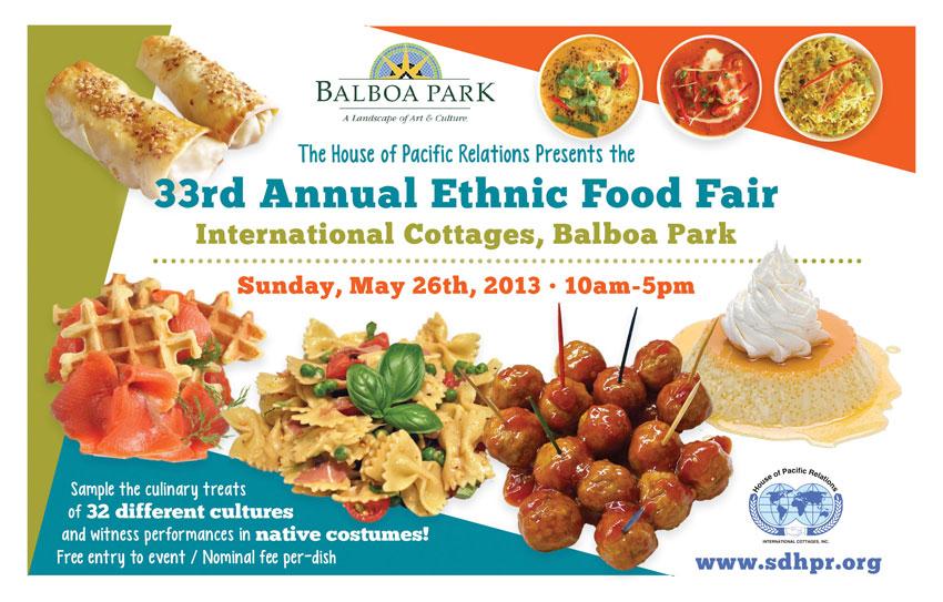 Ethnic Food Festival