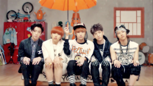 B1A4-What's happening