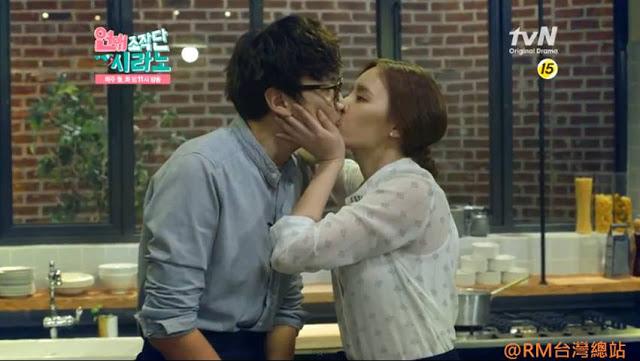 dating agency cyrano kiss scane