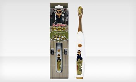 Gangnam Style Toothbrush