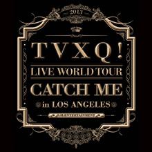 TVXQ World Tour