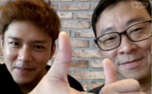 Hyun-sang and jae