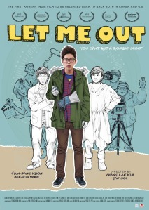 LET ME OUT US Poster 1