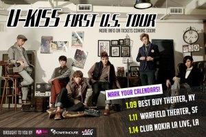 U-kiss Tour (1)